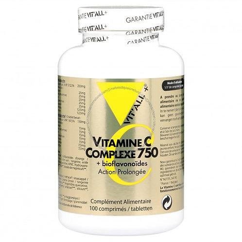 Vital C Complexe 750 gélules