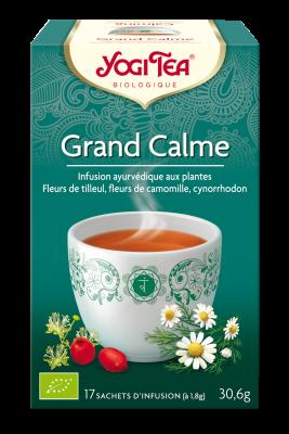 Infusion grand calme Yogi tea