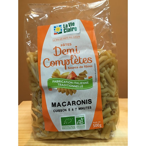 MACARONI 1/2 COMPLETS