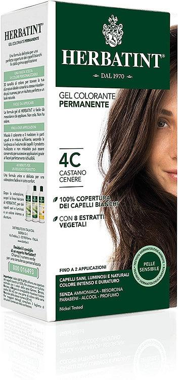 Herbatint 4C châtain cendré