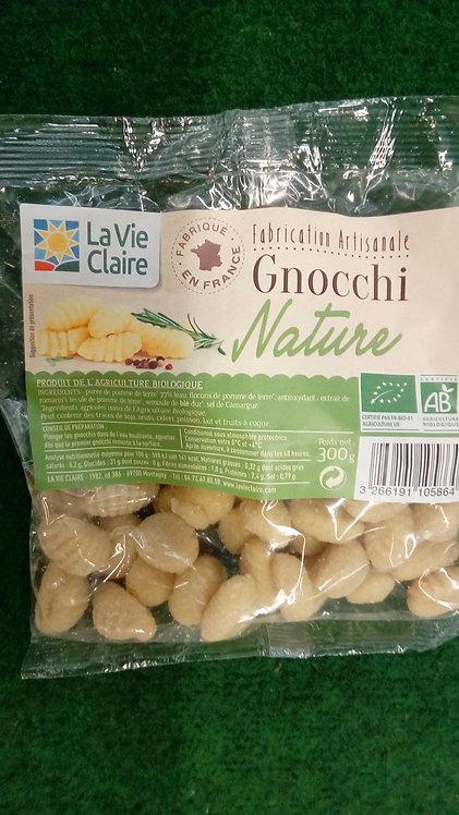 Gnocchi 300g La vie claire
