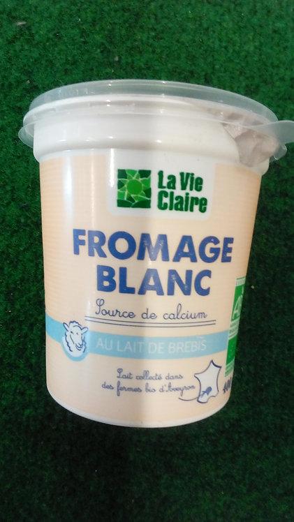 Fromage blanc de brebis