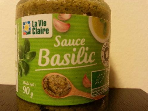 Basilic bio bocal