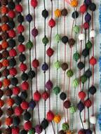 Colliers avec boutons de djellabas