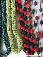 Colliers avec boutons de djellaba