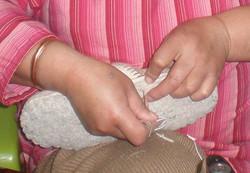 Mongolian Wool Craft