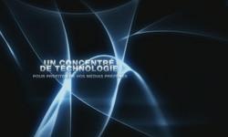 Samsung Home Cinema -website