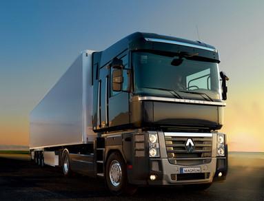 Magnum - Renault Trucks- Film