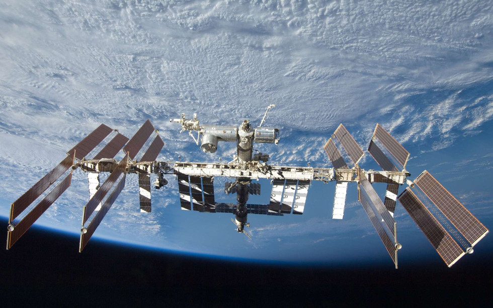 International Space Station - Film