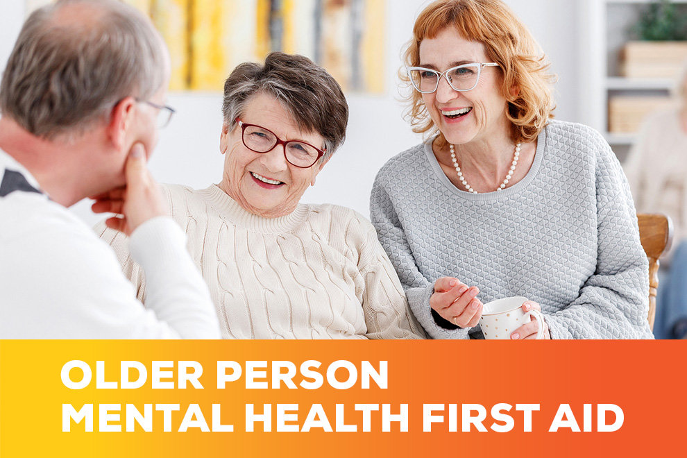 Mental Health First Aid (Older Persons)