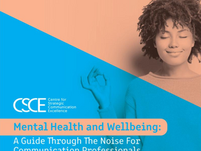 Putting Mental Health Centre Stage Globally