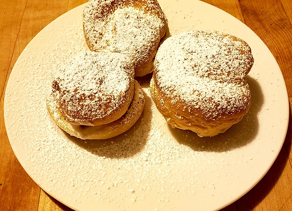 Cream Puffs Course