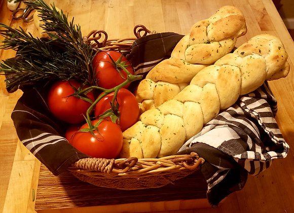 Braided Bread Course