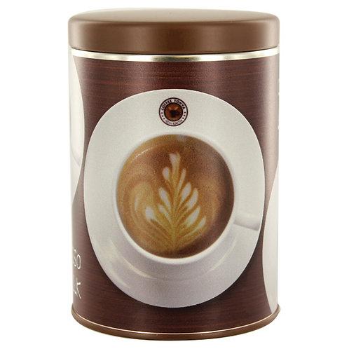 TONYA Original Design Canister [Latte Art] Brown