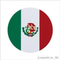 CP World Flag Coaster Mexico 028342