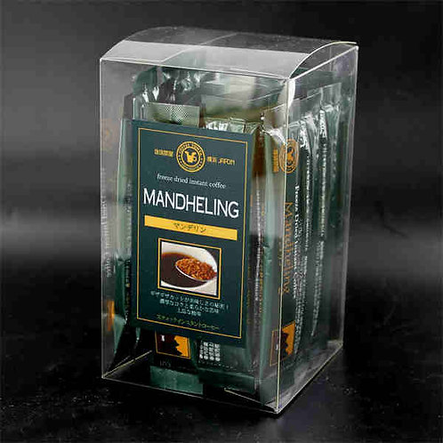 Instant Coffee 2g x 30 Sticks (Mandheling)