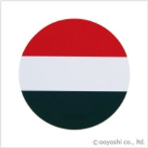 CP World Flag Coaster Yemen 028298