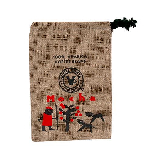 TONYA Original Hemp Bag (Mocha)