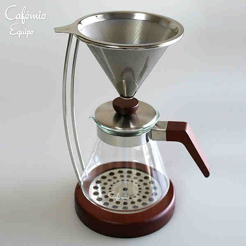 Cafemio Coffee Dripper [Equipo] CA-E01