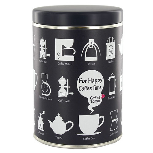 TONYA Original Design Canister [For Happy Coffee Time]