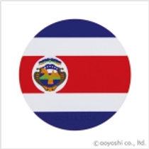 CP World Flag Coaster Costa Rica 028519