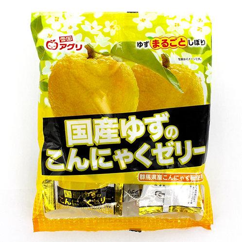 YUKIGUNI AGURI Jelly Yuzu