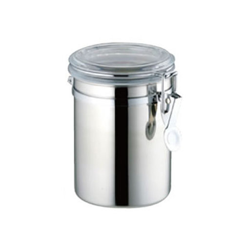 SALUS Stainless canister M (850ml)