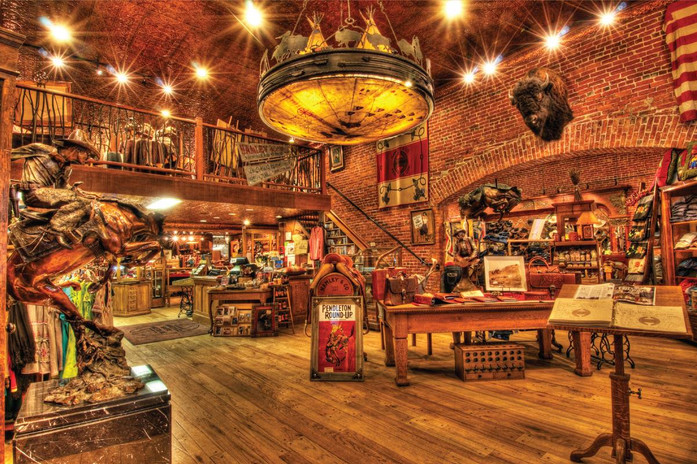 Home | Oldest Western Store | United States
