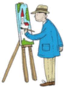The World Traveler Illustration France