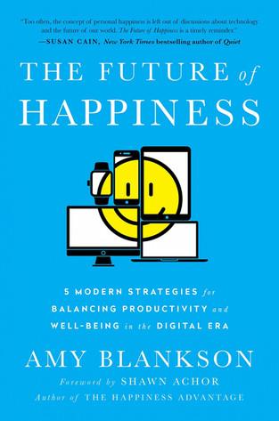 Boek tip (EN): The future of happiness