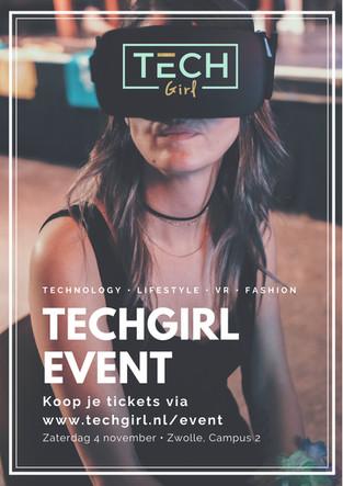 Workshop op Techgirl