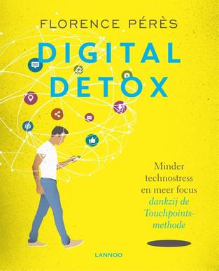 Boek tip: Digital detox (2017)