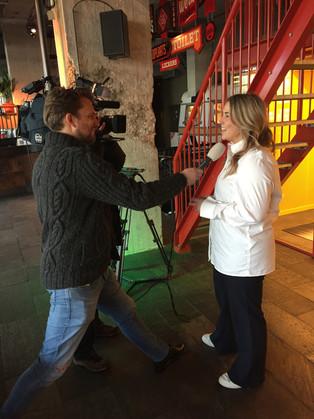 Deelneemster offline op RTL Nieuws
