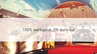 100% Werkgeluk, 0% Burn-out