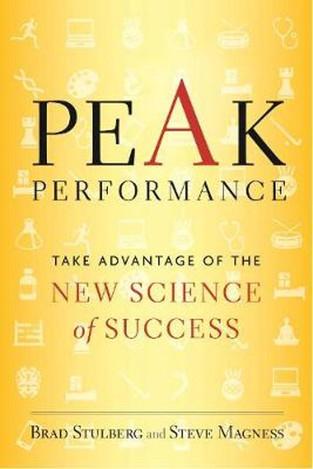 Boek tip (EN): Peak performance (2017)