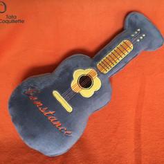 Guitare personnalisée