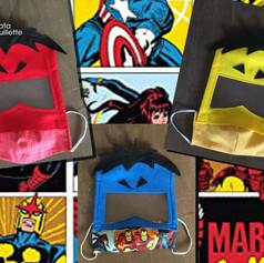 Masques barrière pour enfants