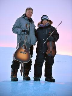 Kim deLaforest & Greg Simm - promo photo
