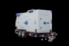 125kW natural gas generator