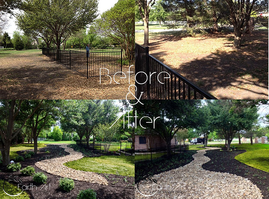 Landscape Design Rockwall Tx Gardens To Go