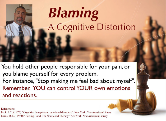 Recovery from Depression (8) - Identify Your Distortion