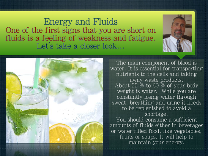 Energy and Fluids