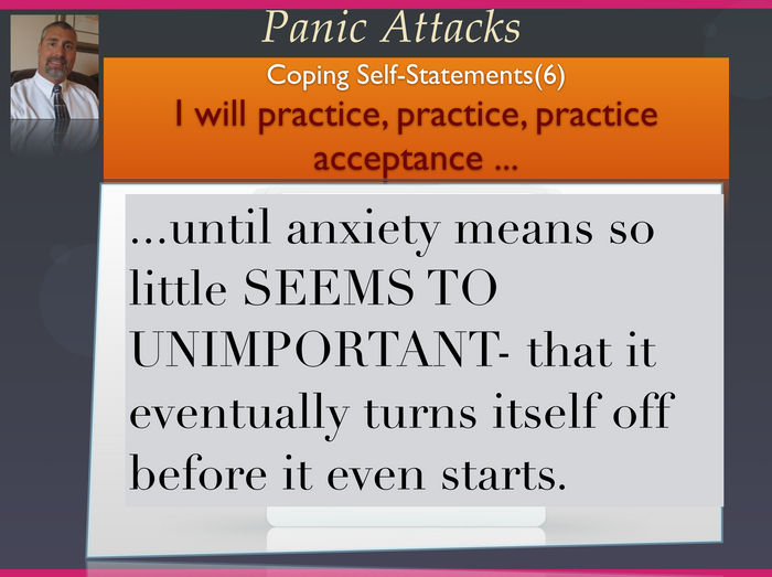 Panic Attacks (20)