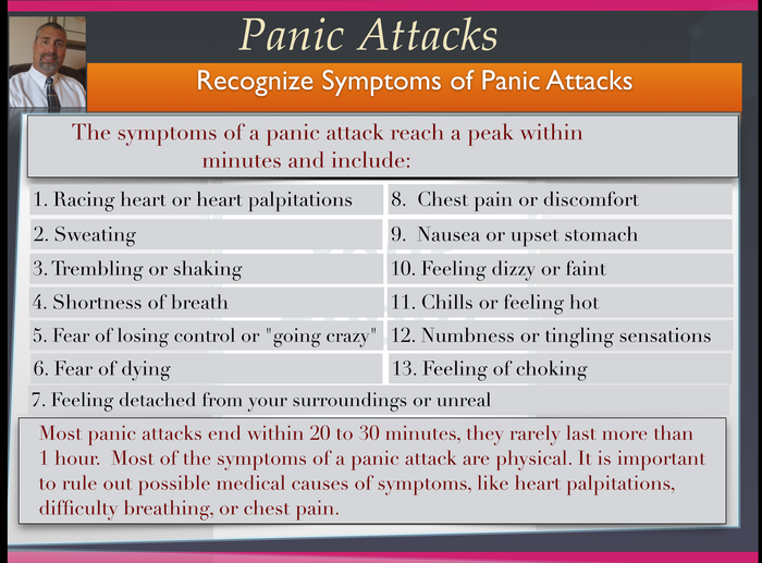 Panic Attacks (2)