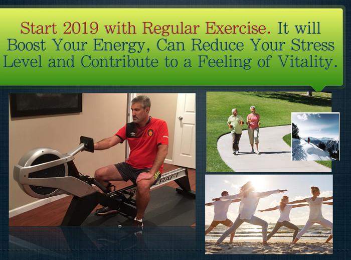 Energy & Exercise