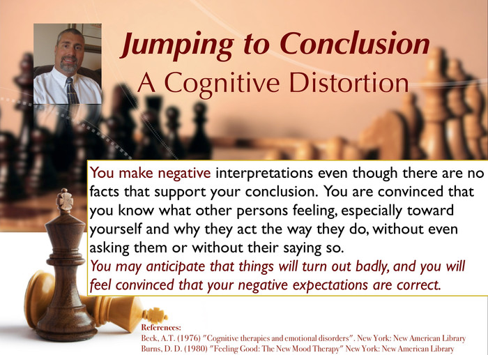 Recovery from Depression (13) - Identify Your Distortion