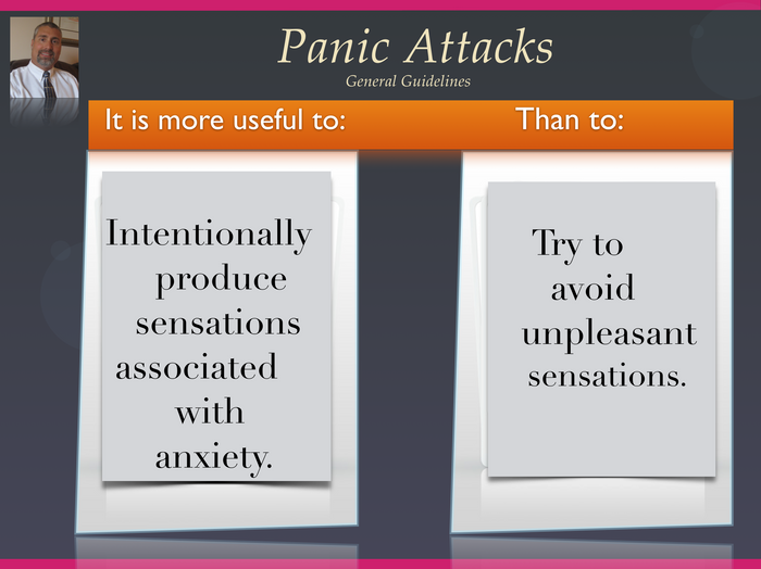 Panic Attacks (21)