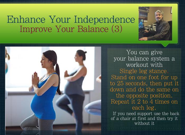 Enhance Balance