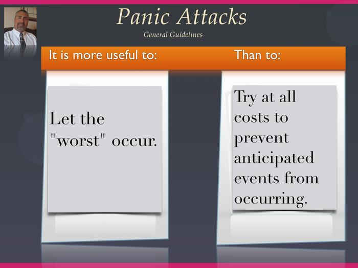 Panic Attacks (29)