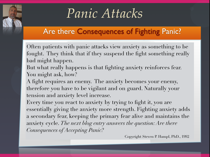 Panic Attacks (3)